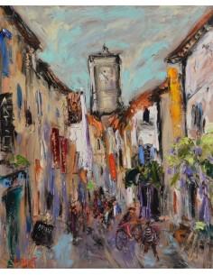 Rue du 8 Mai à St Rémy de...