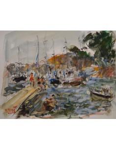 Le Port de la Redone