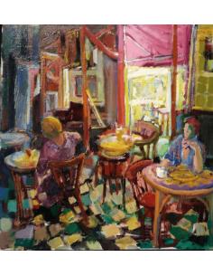 Le bar la pause thé