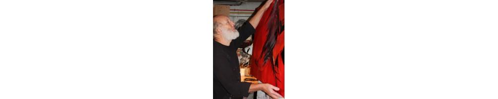 Jean Soyer peintre abstrait contemporain, quand l'art envahit l'espace !