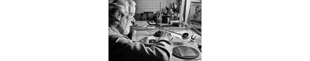 Jean-Pierre Rossignol artiste peintre d'expression figurative et graveur en taille douce
